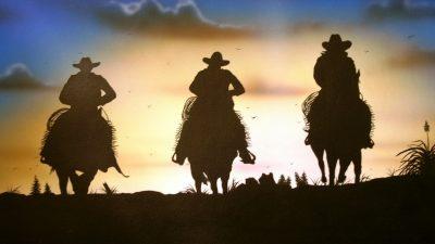 Lejano Oeste, Western, Sombra de pistoleros