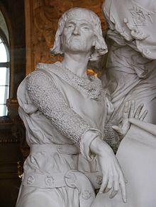 Escultura de Raimundo VI conde de Toulouse