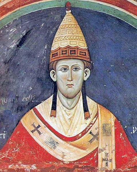 Dibio del papa Inocencio III