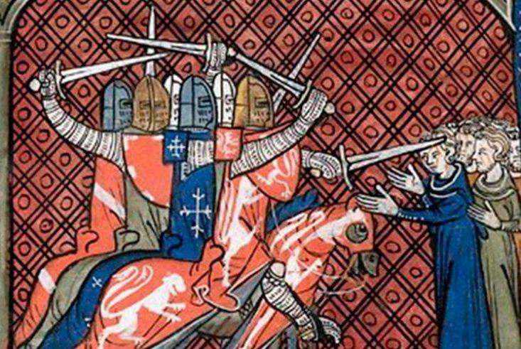 Ejército cruzado contra el movimiento albigense