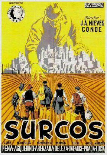 Cartel de la película Surcos