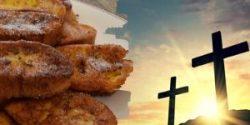Por qué se come torrijas en semana santa