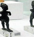 Estatuillas de Reshef y Anat